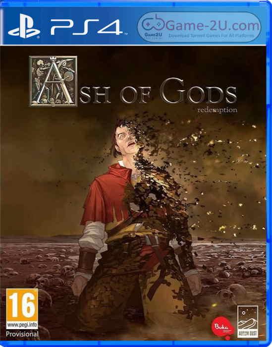 Ash of Gods Redemption PS4 PKG