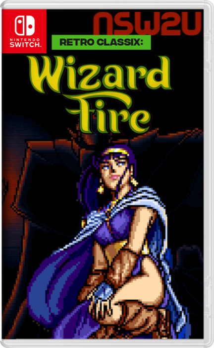 Johnny Turbos Arcade Wizard Fire Switch NSP XCI NSZ