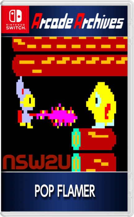 Arcade Archives POP FLAMER Switch NSP XCI NSZ
