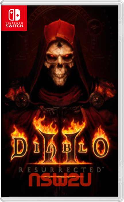 Diablo II Resurrected Switch NSP XCI NSZ