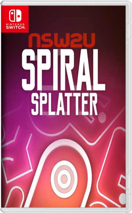 Spiral Splatter Switch NSP XCI NSZ