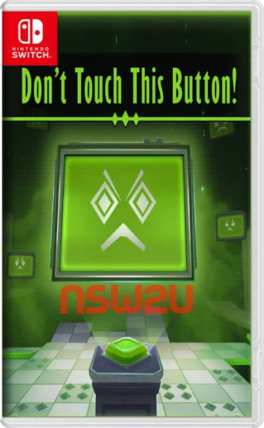 Dont Touch this Button Switch NSP XCi NSZ