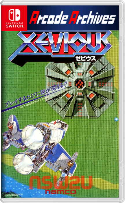 Arcade Archives XEVIOUS Switch NSP XCI NSZ