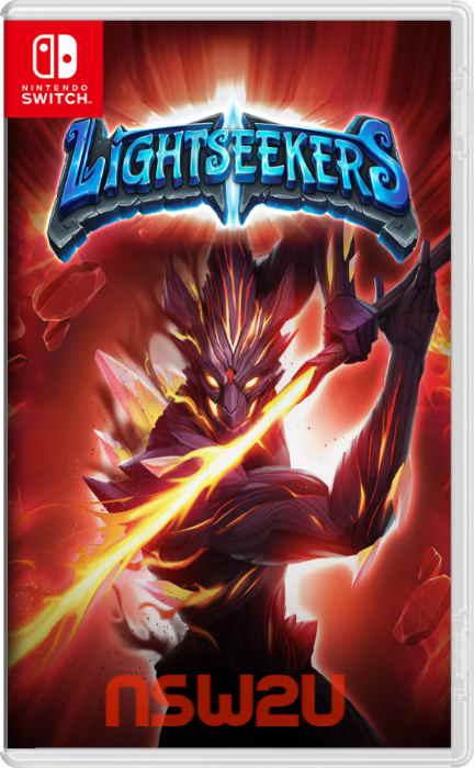 Lightseekers Switch NSP XCI NSZ
