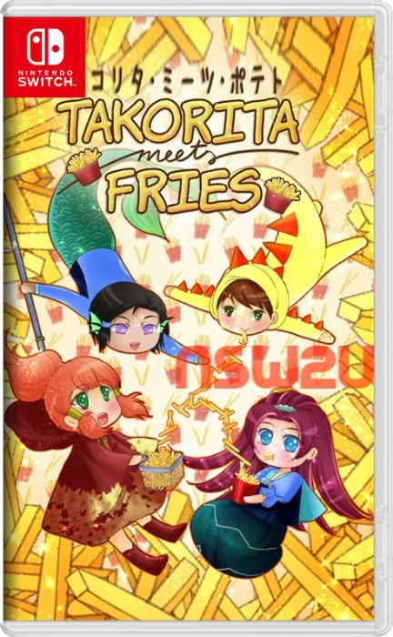 Takorita Meets Fries Switch NSP XCI NSZ