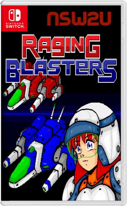 Raging Blasters Switch NSP