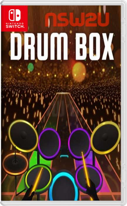 Drum Box Switch NSP XCI NSZ