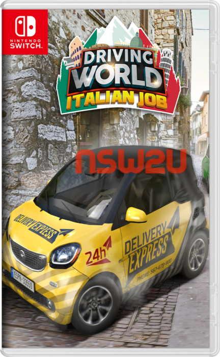 Driving World Italian Job Switch NSP XCI NSZ