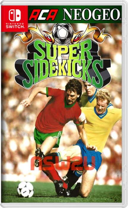 ACA NEOGEO SUPER SIDEKICKS Switch NSP XCI NSZ