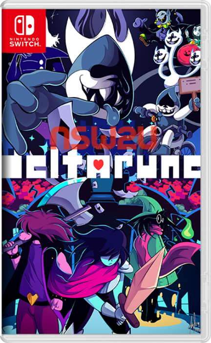 Deltarune Chapter 1 and 2 Switch NSP XCI NSZ