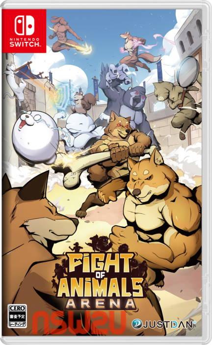 Fight of Animals Arena Switch NSP XCI NSZ