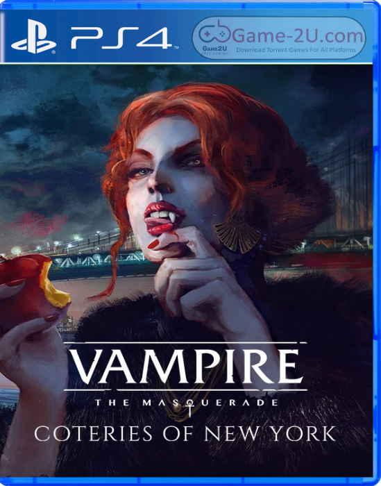 Vampire: The Masquerade – Coteries of New York PS4 PKG