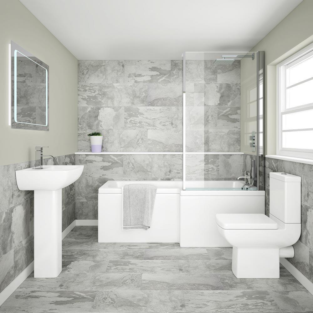 10 Refreshing Bathroom Tiling Ideas   Victorian Plumbing