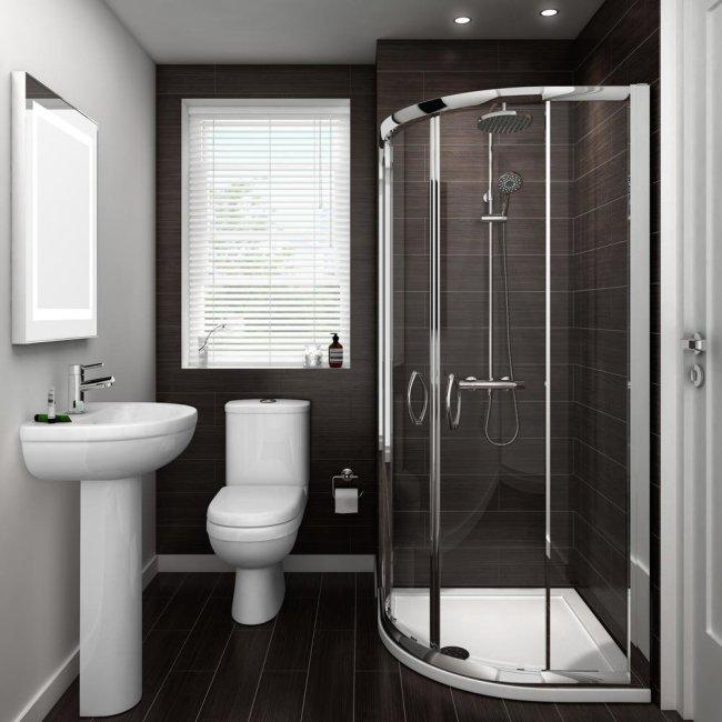 En-suite Ideas: Big ideas for small spaces | Victorian ...