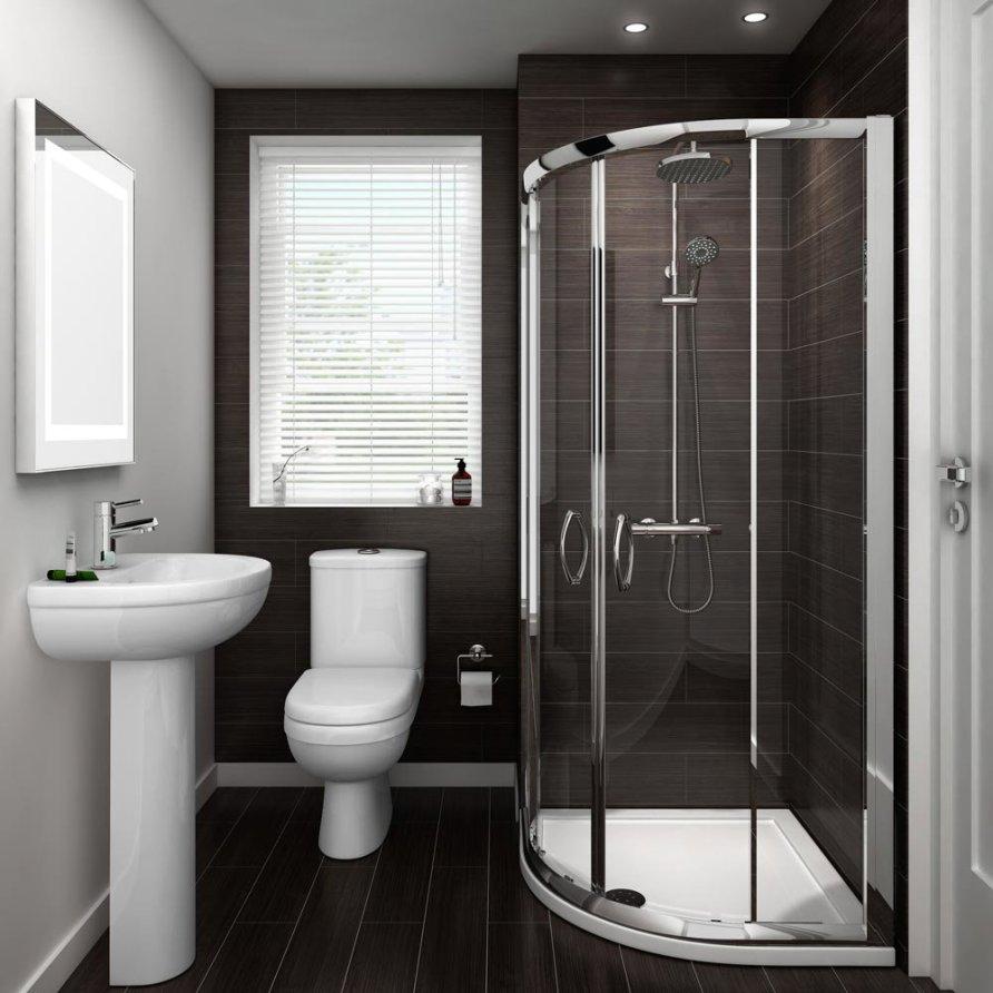 En-suite Ideas: Big ideas for small spaces   Victorian ...