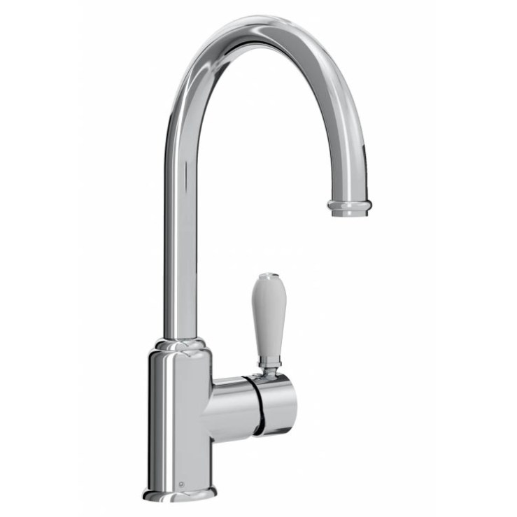 Bristan Renaissance Single Lever EasyFit Kitchen Sink Mixer - RS-SNKSL-EF-C