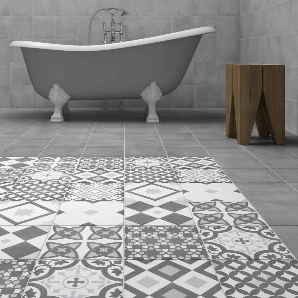 5 Bathroom Tile Ideas For Small Bathrooms Victorian Plumbing