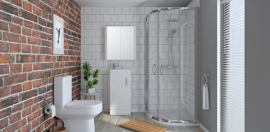 Showers For Small Bathrooms