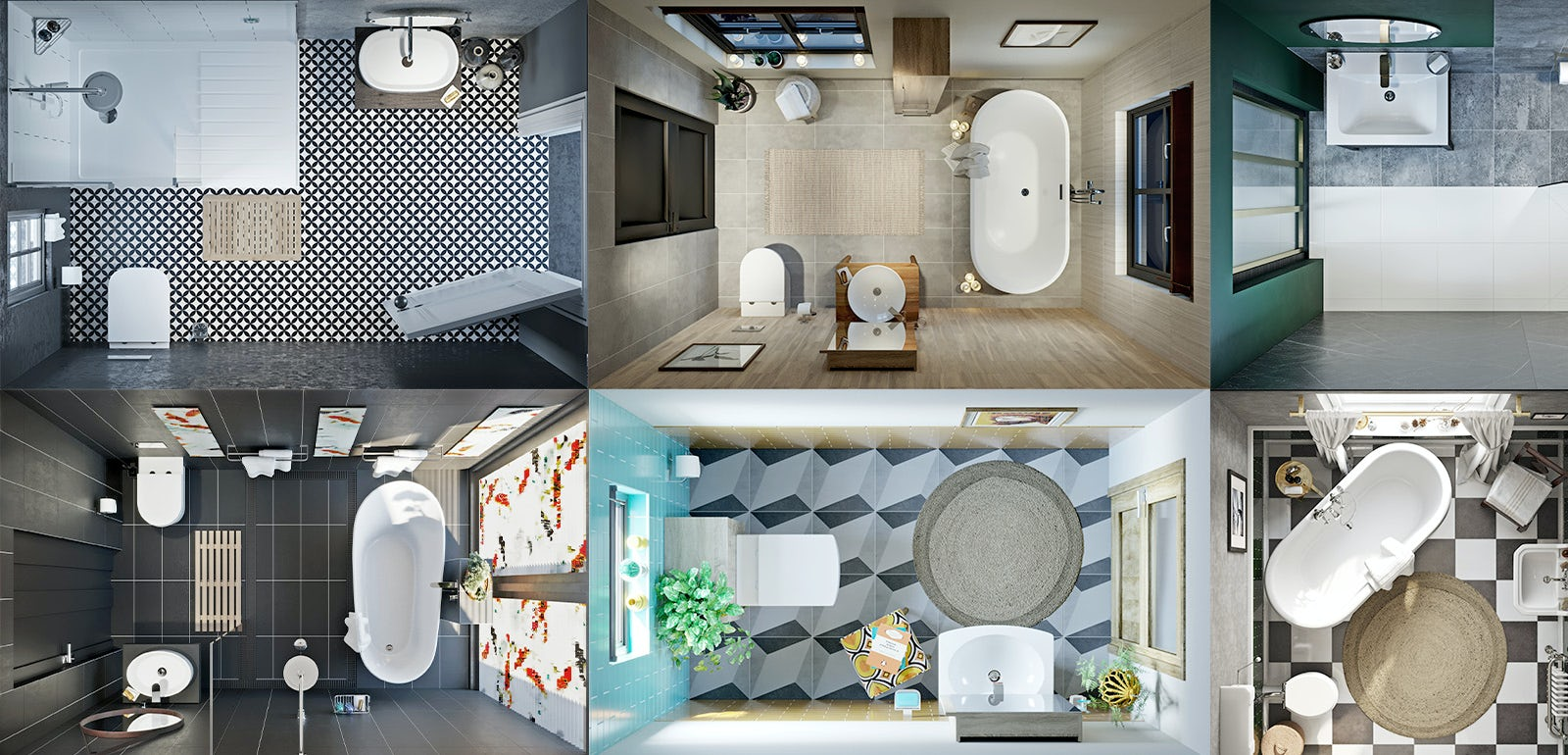 Easy To Understand Bathroom Layout Clearance Guidelines Victoriaplum Com