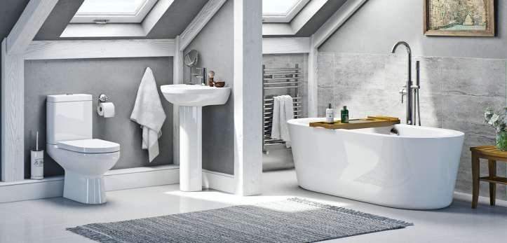 Make Over A Bathroom On A Budget