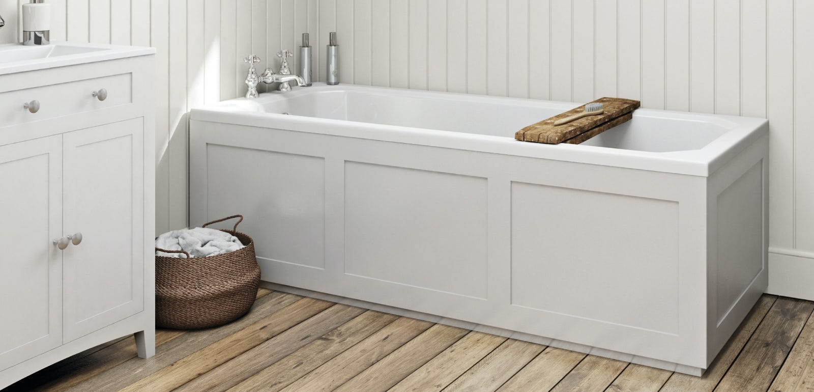 How To Fit A Wooden Bath Panel In 9 Easy Steps Victoriaplum Com