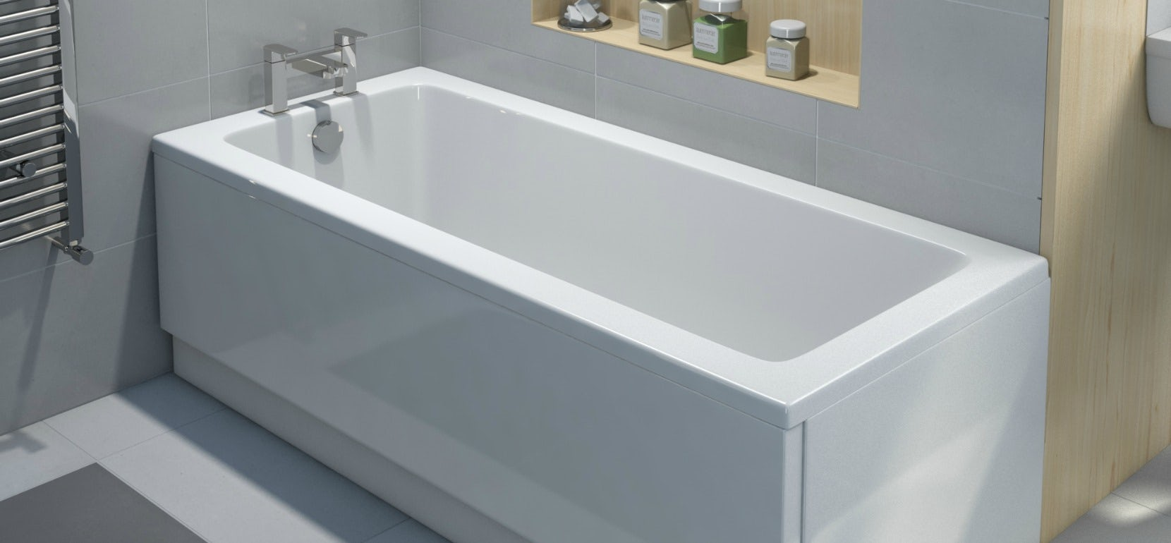 Acrylic V Steel Baths Which Is For Me