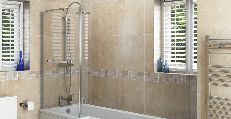 How To Fit A Bath Screen Victoriaplum Com