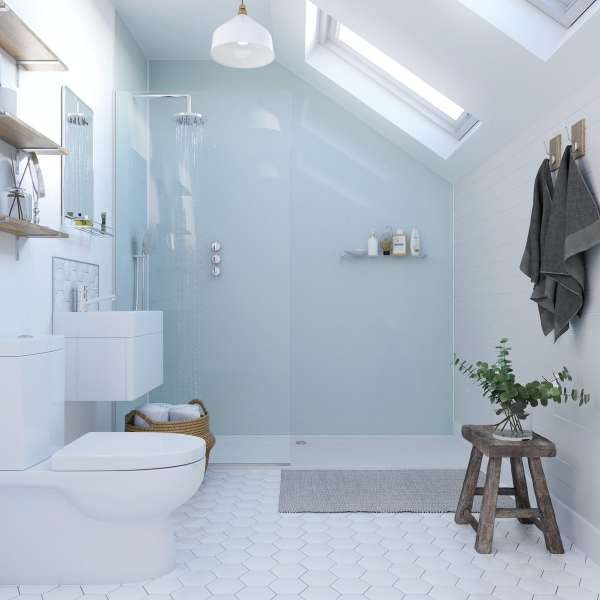 showerwall aqua ice waterproof shower wall panel