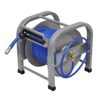Automatic Air Hose Reel Retractable 30m | www.vidaxl.com.au