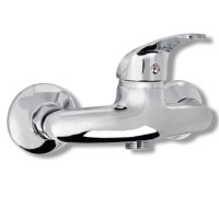 vidaXL.co.uk | Bath Mixer Shower Valve Single Handle ...