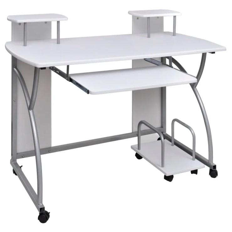 Schreibtisch Auf Rollen 2021