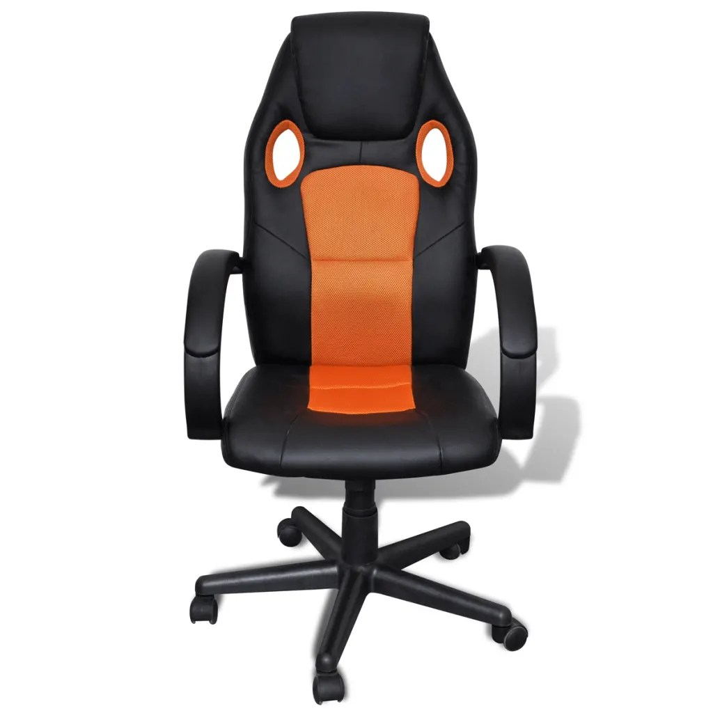 Orange Desk Chair Executive Chair Professional Office Chair Orange Www