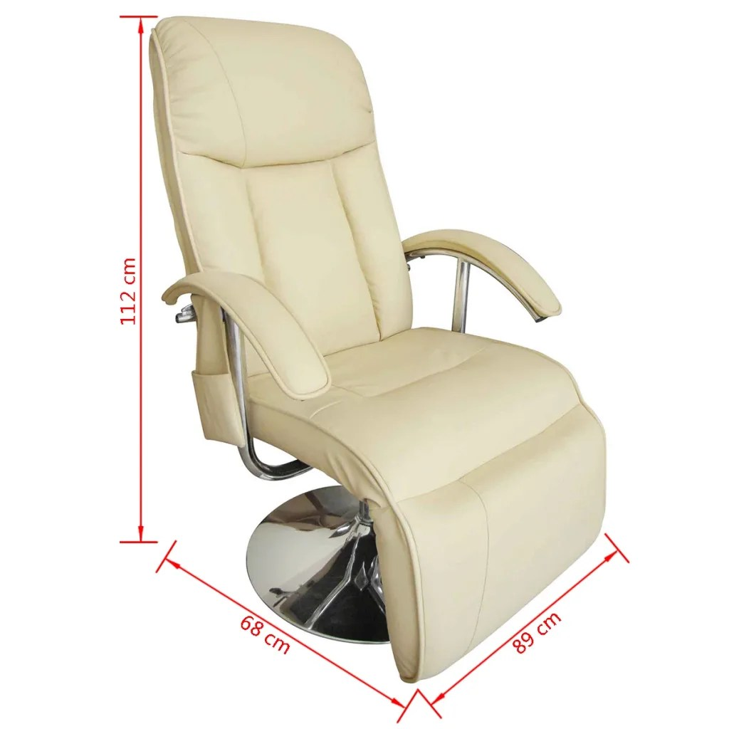 Tv Chairs Electric Tv Recliner Massage Chair Creme White Www
