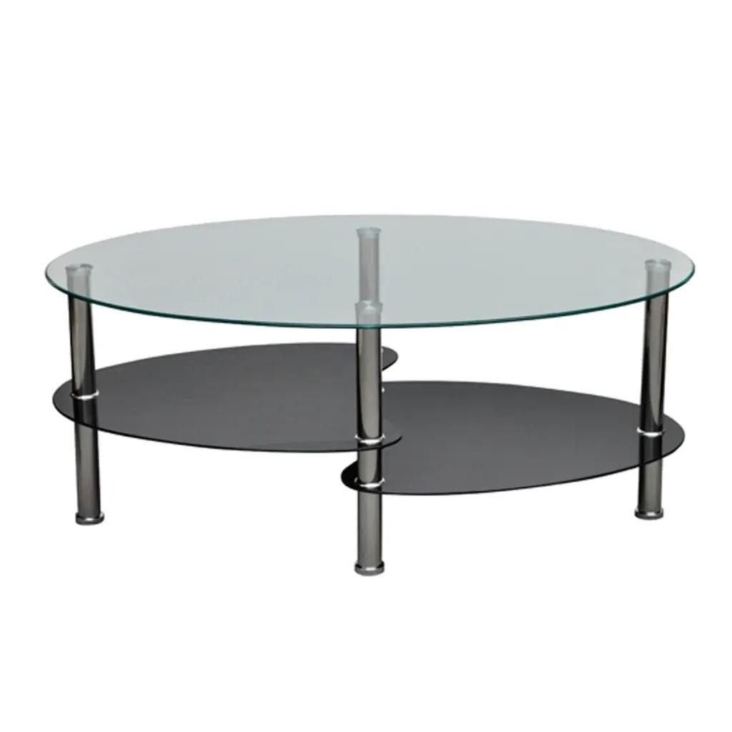 La boutique en ligne Table de salon  Table basse noire Barcelone  vidaXLfr