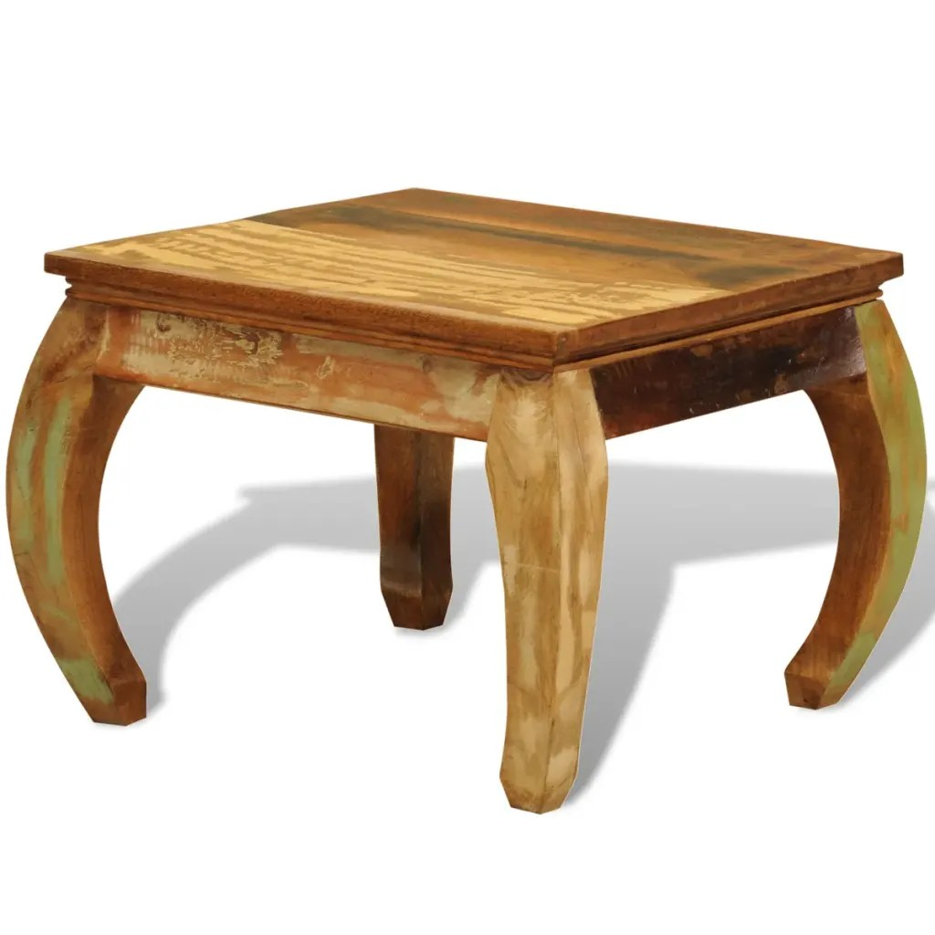 Reclaimed Wood Coffee Table Vintage Antique