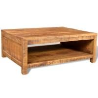 Antique-style Mango Wood Coffee Table   vidaXL.com