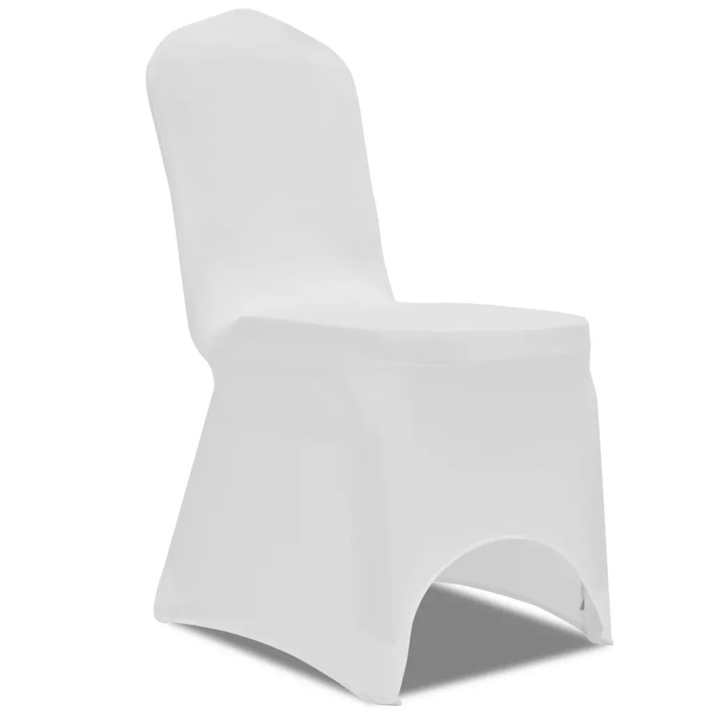 stretch chair covers patio chaise lounge chairs cover white 50 pcs vidaxl au