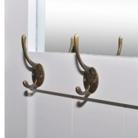 vidaXL.co.uk | Coat Rack with Mirror