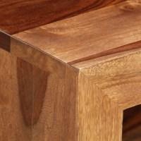 vidaXL.co.uk | Sheesham Solid Wood TV Stand Side Table