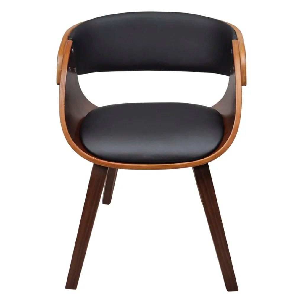 Dining Chair with Padded Bentwood Seat  wwwvidaxlie