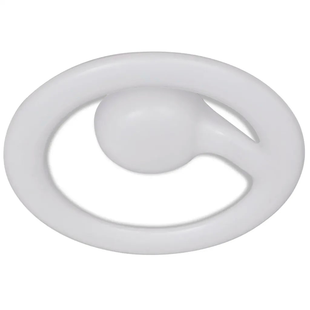 Led Rund Vidaxl Co Uk Round Led Wall Or Ceiling Lamp 24 Cm Diameter