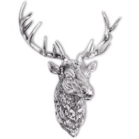 vidaXL.co.uk | vidaXL Deer Head Decoration Wall-Mounted ...