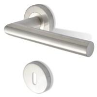 vidaXL.co.uk | Door Lever Handle BB Door Knob Stainless ...