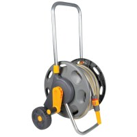 vidaXL.co.uk | Hozelock Hose Reel Cart 20 m Hose Garden ...