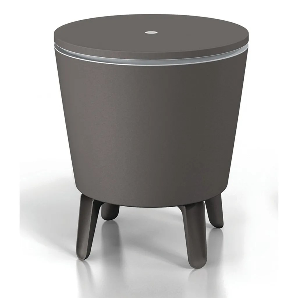 KETER Cool Stool Outdoor Cool Bar Garden Drinks Party