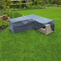 Nature Garden Furniture Cover L-shaped Pe