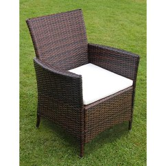 Rattan Garden Chairs And Table Room Board Vidaxl Brown Poly Furniture Set 1 6