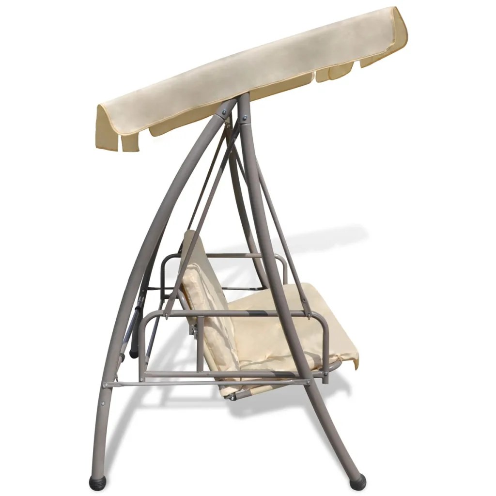 swing chair sydney parisian cafe table and chairs outdoor bed with canopy sand white www