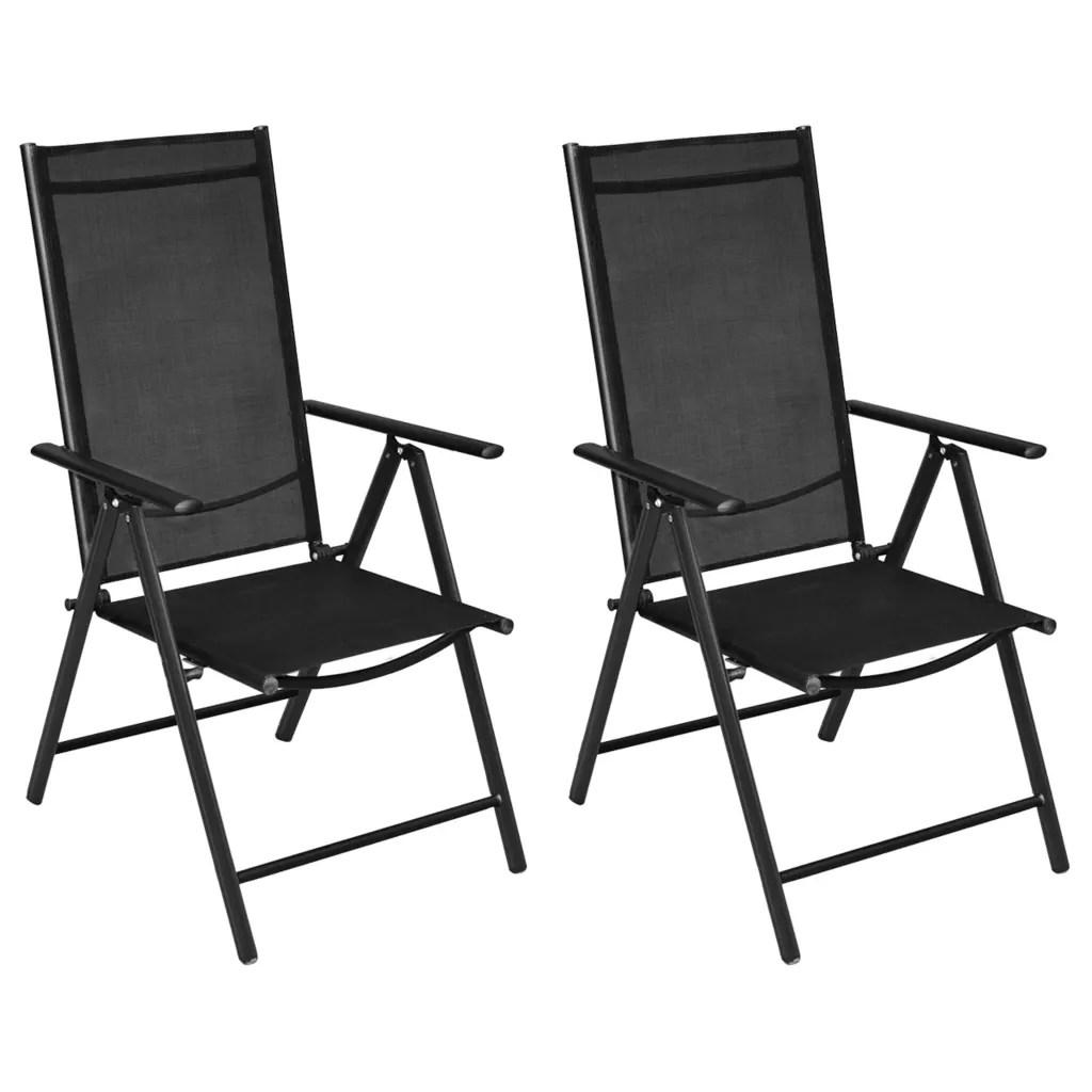 folding van chair rent chairs and tables for party vidaxl nl tuinstoelen inklapbaar 2 stuks