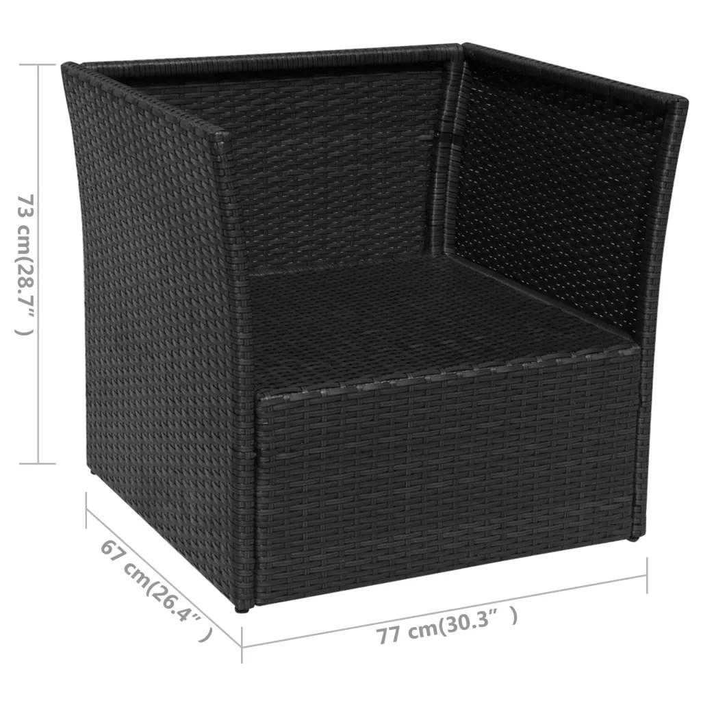Articoli per vidaXL Set 5 Sedie da Giardino Poliestere